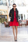 Burberry-jacket-parker-dress