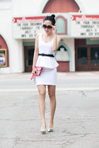 aliceolivia dress - Tom Ford sunglasses - Jimmy Choo heels