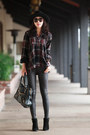 Tory-burch-boots-current-elliott-jeans-karen-walker-sunglasses