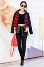 Tibi-boots-j-brand-jeans-baffulo-jacket-fall-blazer-kate-spade-bag