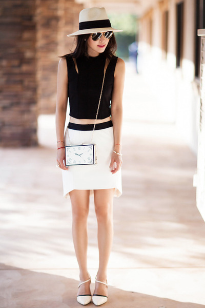 Chicwish bag - Mason by Michelle Mason skirt