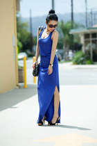 Splendid dress - A WANG bag - Tom Ford glasses