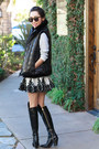 Sigerson-morrison-boots-marc-by-marc-jacobs-sweater-robert-rodriguez-skirt