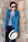 Alexander-wang-boots-current-elliott-jeans-j-crew-hat-dressvenus-jacket