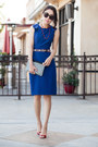 Jcrew-dress-jcrew-belt-karen-walker