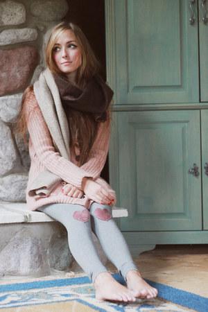 heather gray Shop Flattery leggings