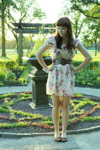 pink miss patina dress