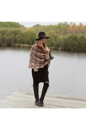 tawny miss patina scarf