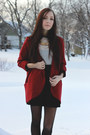 Ruby-red-urban-behavior-blazer-black-club-couture-skirt