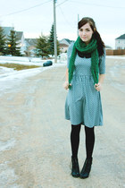 heather gray miss patina dress