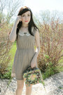 Beige-miss-patina-dress