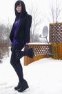 Black-jeffrey-campbell-shoes-black-le-chateau-purse-purple-smart-set-blouse-