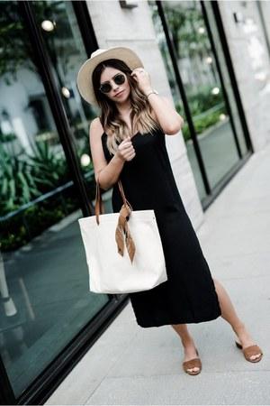 beige tote madewell bag