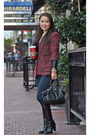 Tiffany-co-necklace-banana-republic-boots-gap-jeans-zara-jacket