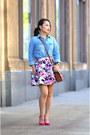 Zara-shoes-jcrew-shirt-coach-bag-banana-republic-necklace-express-skirt