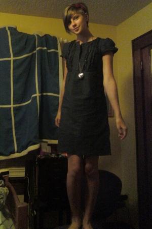 Gap accessories - Gap dress - Charlotte Russe necklace - Issac Mizrahi for Targe