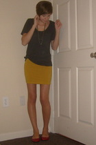 Old Navy shirt - necklace - Forever 21 top - Aldo shoes