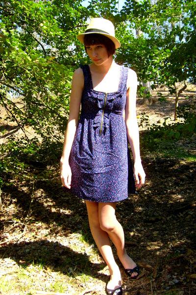 black Kimichi Blue dress
