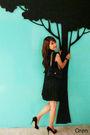 Fiorucci-dress-forever-21-bracelet-zara-shoes-chanel-purse