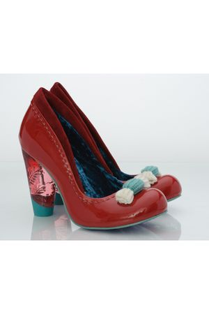 red Rico Hazel shoes
