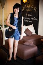 suit - vest - Forever21 accessories - shoes - Celine accessories