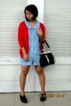 Topshop sweater - Tomato - Topshop - Forever21