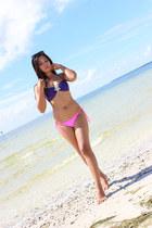SENSATION OF NIGHT swimwear - Sunset 45 sunglasses