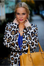 White-leopard-print-asos-jacket-mustard-leather-aigner-bag