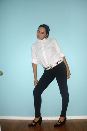Express pants - MIAs shoes
