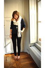 Black-cheap-monday-jeans-blue-brandi-melville-jumper