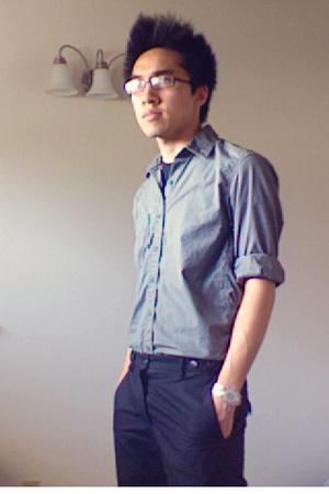 shorts - shirt