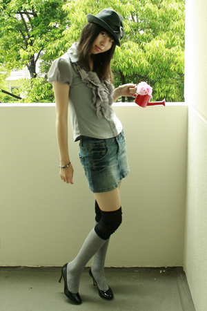 top - shirt - socks - accessories - shoes