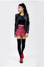 Ebay-jacket-forever-21-shorts-topshop-socks
