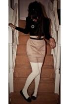 skirt - H&M sweater