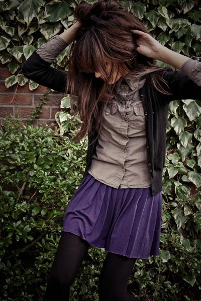 H&M - H&M shirt - H&M skirt