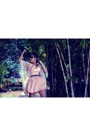 bubble gum BCBG dress