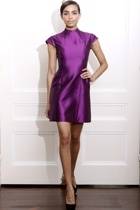 Posh PURPLE: Victoria Beckham&#x27;s Fall 2009!!