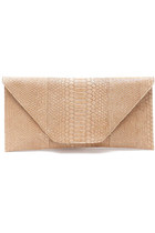Nude Snake Clutch bag