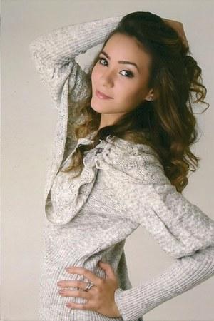 tricot San Remo blouse