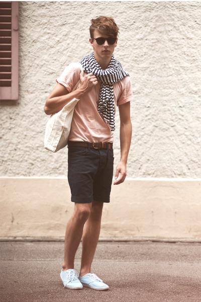 Zara scarf - brashy bag
