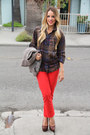 Queens-wardrobe-blouse-anthropologie-pants-jessica-simpson-heels