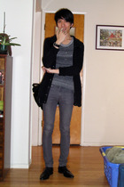 Orthodox sweater - Vroom top - april 77 jeans - Zara shoes - Surface 2 Air acces