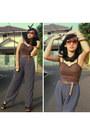 Ysl-sunglasses-local-brand-clogs-no-brand-pants-diy-belt-guess-top