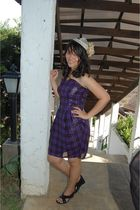 The Ramp dress - Charles & Keith shoes - SM hat