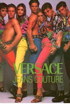 red versace jeans - yellow versace jeans - blue versace jeans - pink versace jea
