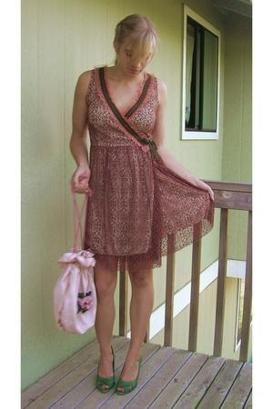 Young Essence dress - seychelles shoes