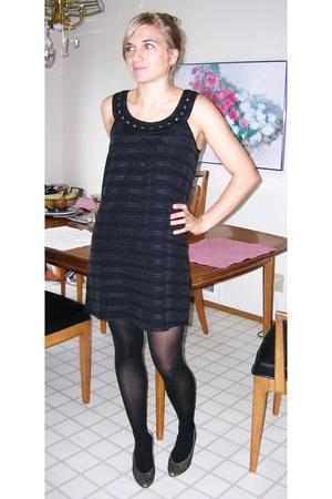 DKNY jeans dress - vintage shoes