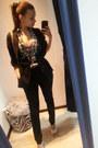 Black-leather-bag-blue-tally-weijl-blouse-black-vero-moda-pants
