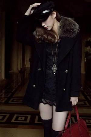 wool wendybox coat
