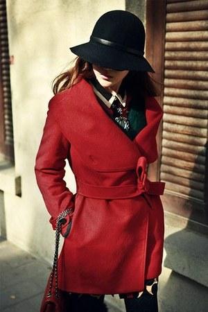 cashmere wendybox coat